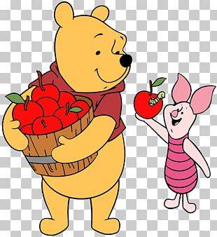 Winnie The Pooh Piglet Eeyore Tigger Christopher Robin PNG
