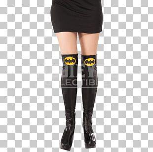 Batgirl Batman Wonder Woman Superhero Boot PNG