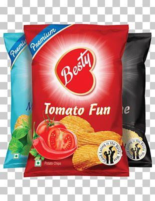 Potato Chip Flavor Garlic Bread Food PNG