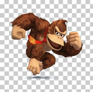 Super Smash Bros. For Nintendo 3DS And Wii U Super Smash Bros. Brawl Super Smash Bros. Melee Donkey Kong PNG