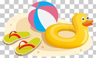 Flip-flops Swim Ring PNG