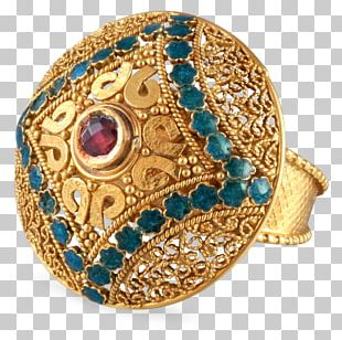 Jewellery Gold Engagement Ring Gemstone PNG