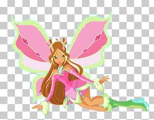 Flora Bloom Fairy Winx Club: Believix In You Sirenix PNG