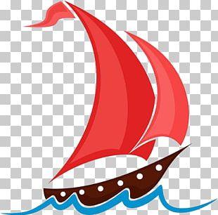 Sail Drawing PNG