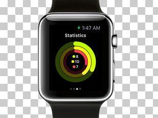 Apple Watch Series 3 Mockup PNG