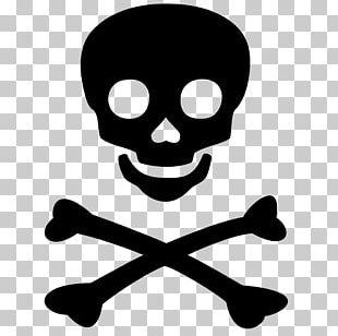 Skull And Crossbones Human Skull Symbolism Skull And Bones PNG