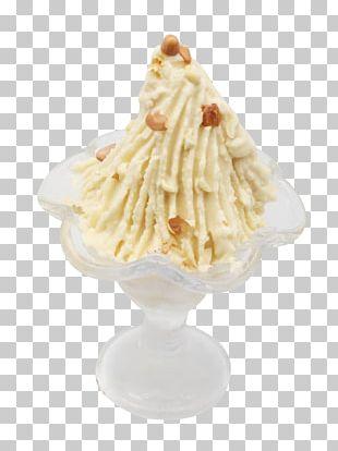 Ice Cream Sundae Iced Coffee Gelato PNG