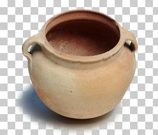 Pottery Jug Cup PNG
