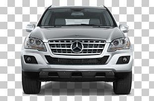 Car 2011 Mercedes-Benz ML350 Sport Utility Vehicle 4Matic PNG