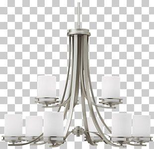 Light Fixture Chandelier Incandescent Light Bulb Lighting PNG