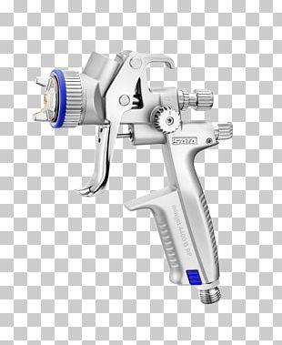 Pistola De Pintura SATA Spray Painting Serial ATA High Volume Low Pressure PNG