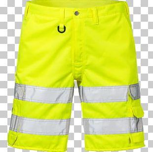 Shorts High-visibility Clothing Pants Workwear PNG