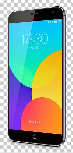 Smartphone Meizu MX4 Samsung Galaxy Note II Feature Phone PNG