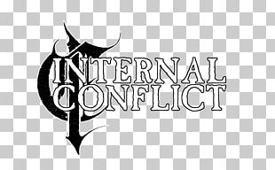 Lingua Mortis Orchestra Internal Conflict Logo Metal Gods Graphic Design PNG