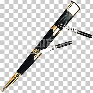 Dirk Knife Dagger Sword Blade PNG