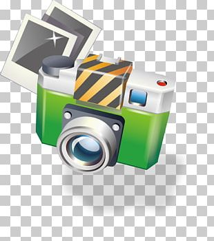 Instant Camera Photography Polaroid PNG