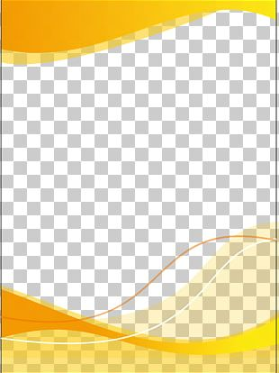 Yellow Material Pattern PNG
