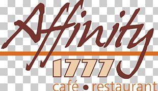 Affinity 1777 Restaurant Hadleigh Logo Menu PNG