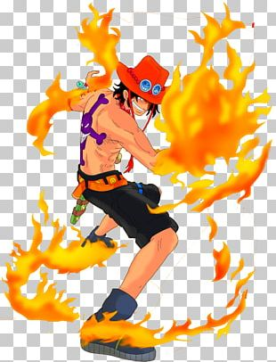 Monkey D. Luffy Portgas D. Ace One Piece PNG