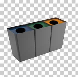 Recycling Bin Plastic Metal Rubbish Bins & Waste Paper Baskets PNG