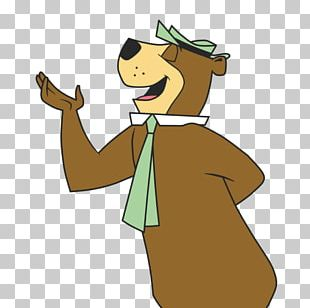 Yogi Bear Boo Boo Brown Bear PNG