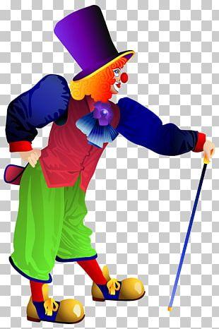 Clown PNG
