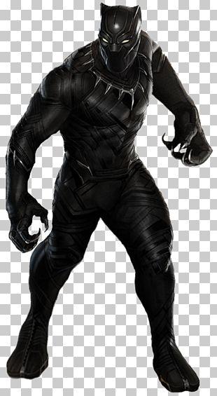 Black Panther Captain America Spider-Man Civil War Marvel Comics PNG
