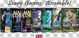 Nancy Drew: The Captive Curse Her Interactive Her-60079 Nancy Drew PNG