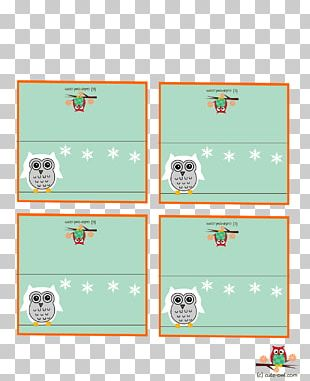 Place Cards Owl Gift Birthday Greeting & Note Cards PNG