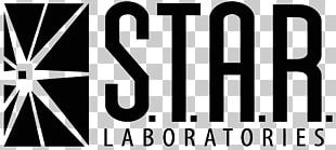The Flash S.T.A.R. Labs Television Show DC Comics Decal PNG