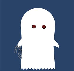 Casper Ghost Haunted House Halloween Spirit PNG