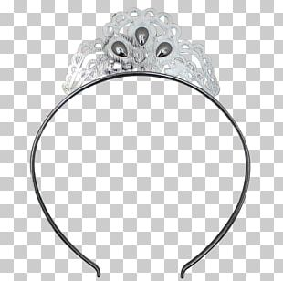 Headpiece Body Jewellery Silver White Line PNG