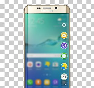 Smartphone Samsung Galaxy S6 Edge Feature Phone PNG