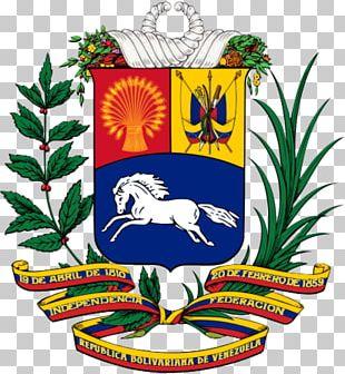 National Symbols Of Venezuela Coat Of Arms Of Venezuela Flag Of Venezuela PNG