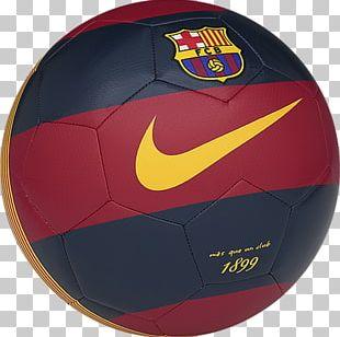 2015–16 FC Barcelona Season Football PNG