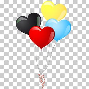 Balloon Heart Computer Icons PNG