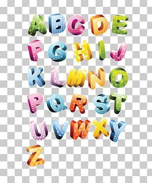 Alphabet Letter PNG