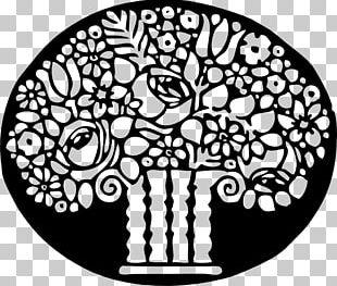 Art Floral Ornament PNG