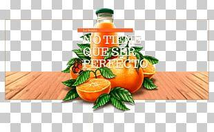 Clementine Orange Juice Mandarin Orange Fruchtsaft Orange Drink PNG