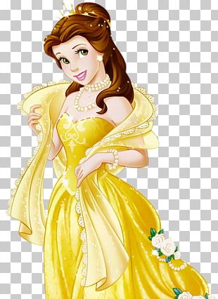 Disney Princess: My Fairytale Adventure Belle Ariel Rapunzel PNG