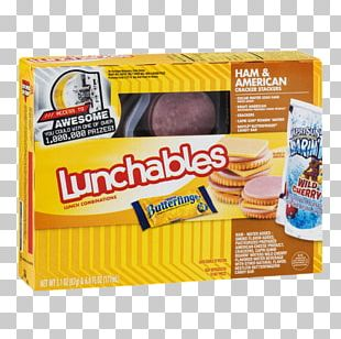 Ham Delicatessen Oscar Mayer Lunchables American Cheese PNG