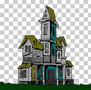 House Free Content Haunted Attraction Halloween PNG