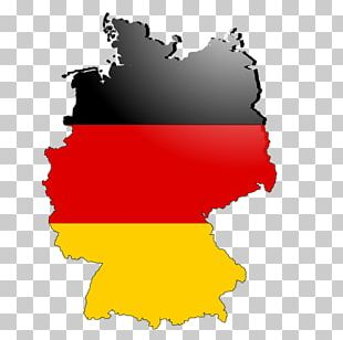 Flag Of Germany Map Flag Of The United States PNG