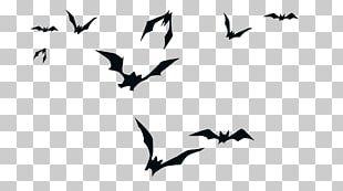 Ghostimps Bat Silhouette PNG