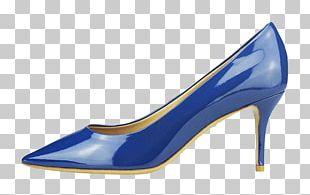 Shoe Designer Blue PNG