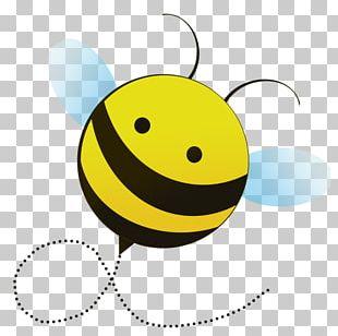Bumblebee Cartoon Honey Bee PNG
