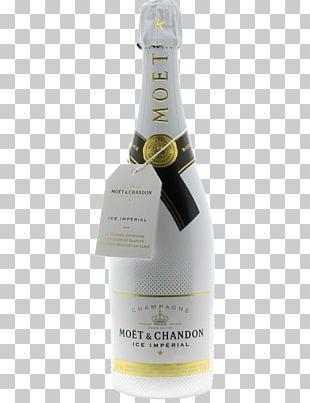 Champagne Montaudon Moët & Chandon Wine Bottle PNG