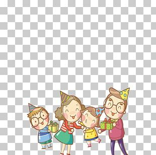 Mothers Day Cartoon PNG