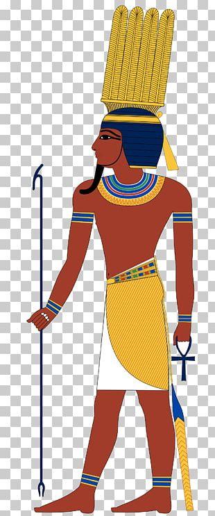 Ancient Egyptian Deities New Kingdom Of Egypt Amun Deity PNG