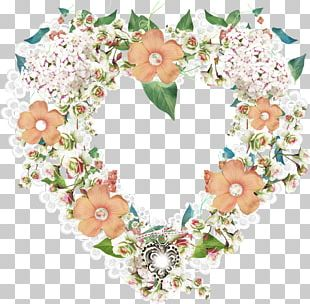 Wreath Floral Design Computer Icons PNG